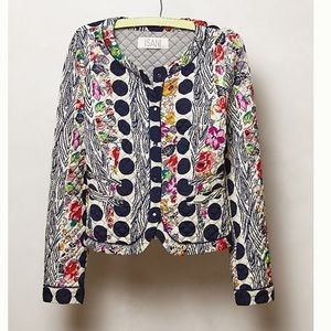 Anthropologie Isani Salta Quilted Jacket